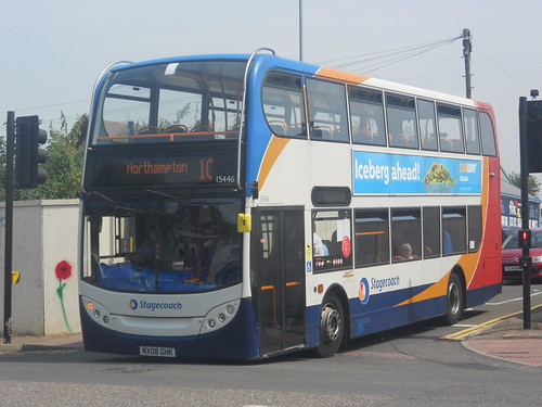 Stagecoach 15446 MX08 GHK