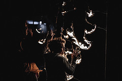 STREETDOC#5 (Juszczaklukasz.pl) Tags: noc ciemno wieczór ogień palić płomień ciepło ogrzewanie ręce człowiek dwa osoby ludzie miasto urban metropolia ulica fotografiauliczna portret młody pożar zdjęcie kolor włosy uśmiech twarz night dark evening fire burn flame heat heating hands man two persons people city metropolis street streetphotography portrait young photo colour hair smile face polska poland polish poznań doc documentary fuji fujifilm fujix xpro fujinon wielkopolska wlkp
