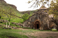 Jermuk and surroundings, Armenia (soupskotom) Tags: armenia jermuk landscape mountains spring creek river resort mineral trekking travel may church gndevank