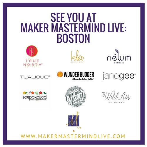 Maker Mastermind Live: Boston