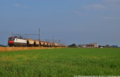E191 002 (MattiaDeambrogio) Tags: treno treni train trains e191 fuorimuro inrail vectron vespolate