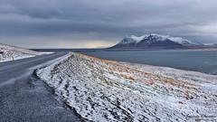 Iceland - Snæfellsnes peninsola (Yako36) Tags: iceland landscape paisagem nature natureza snow neve island islândia ilha samsunggalaxys5
