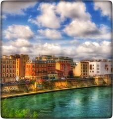 Journeys... (Sherrianne100) Tags: paris france marneriver riverside