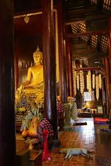 Wat Phan Tao. Chiang Mai (_JLC_) Tags: tailandia thailand chiangmai asia sudesteasiático arquitectura architecture budismo buddhism buda buddha canon canon6d eos 6d 2470f4 flickrtravelaward
