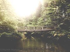 die Brücke am Fluss (Martin.Matyas) Tags: