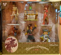 Disneyland Visit 2017-07-02 - World of Disney - Pirates of the Caribbean Figure Set (drj1828) Tags: disneyland visit 2017 downtowndisney worldofdisney figurine piratesofthecaribbean