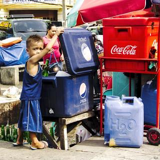 Pepsi, Coke or Water?