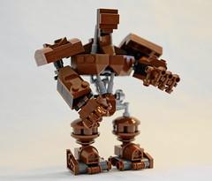 """Mission?"" (21gramsofjungle) Tags: lego afol moc minifig minifigure custom toy judgedredd abcwarrior robot scifi action hammerstein 2000ad comicbook comic megacityone patmills kevinoneil minifigcat sylvesterstallone"
