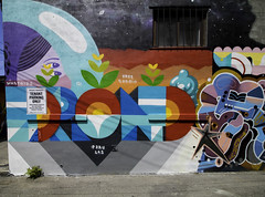 Free Sergio (aerojad) Tags: ossingtonlaneway eos canon 80d dslr 2017 city urban art artinpublicplaces streetart publicart mural murals graffiti vacation travel wanderlust toronto canada vibrant colorful