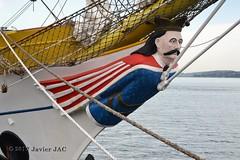 El Velero Rumano Mircea es un velero del tipo barca de tres mástile  (40) (javier_cx9aaw) Tags: elero rumano mircea