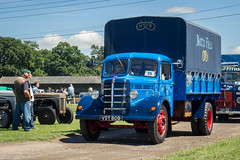 Bedford O Type VSY 809 (Ben Matthews1992) Tags: classic commercials westmid showground shrewsbury shropshire salop old vintage historic preserved preservtaion vehicle transport haulage lorry truck wagon waggon commercial rally show 1952 bedford otype vsy809 botts fuels dropside