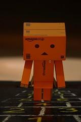 Danbo (steffiwacker) Tags: hinkelkästchen figur spielzeug miniatur danboard