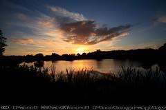Redditch Sunset 04/06/2017 (STAFF.PAUL) Tags: thisphotorocks nationalgeographic redditch worcestershire canon canon7d canonl100400 sunset sun water night