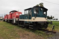 332 298-9 (yann.train) Tags: shunter locotracteur diesel db koblens koblenzlützel matérielpréservé musée museum thermique 3322989 332 2989 dbclass332 dbclass290 2900017 290 0017