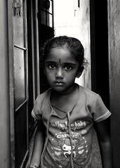 Little  angel (Rajavelu1) Tags: streetphotography kid littleangel blackandwhitephotography candidportraitphotography artwork creative india