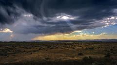 elko storm (ron.bohlander) Tags: storm dark foreboding rayoflight