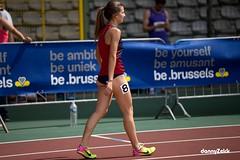 Irene Bonilla Segura @ Brussels Grand Prix Athletics 2017 (Danny ZELCK) Tags: irene bonilla segura
