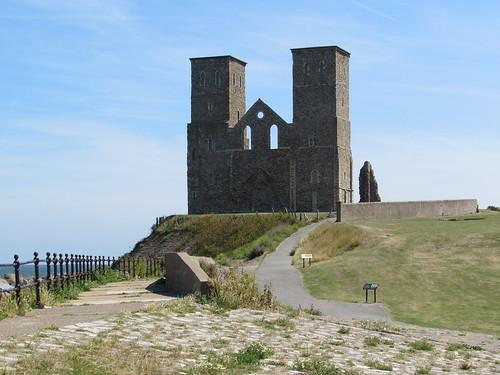 Reculver: Reculver Towers (Kent)