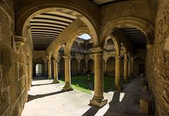 Monasterio de Zenarruza-Claustro (dnieper) Tags: monasteriocisterciense zenarruza ziortzabolibar euskalherria