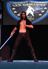 TGSSpringbreak_LesGardiensDeLaForce_029 (Ragnarok31) Tags: tgs springbreak toulouse game show gardiens force jedi star wars obscur art martial combat