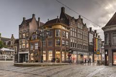 Alkmaar, Gewelfde Stenenbrug (Jan Sluijter) Tags: mient alkmaar gewelfdestenenbrug langestraat nederland noordholland netherlands visitholland holland archi architecture city cityscape