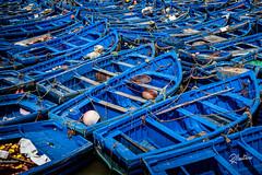 Working in blue (Riccardo Maria Mantero) Tags: essaouira mantero riccardo maria boats morocco working riccardomantero riccardomariamantero