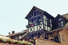 Konstanz Germany (Muse_MAI) Tags: nikon f801s konstanz germany deutschland constance film 35mm haus city frame house 木屋 尼康 胶卷 街拍 建筑 bilding wood