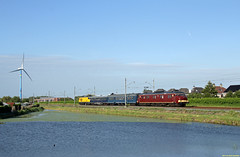 20170610 NSM 3031+W+E+1312, Heemskerk (Bert Hollander) Tags: heemskerk hk spoorwegmuseum motorpost 3031 plan mp rijtuig willem vriendenrit jaarvergadering extra ns nsm trein 28203hnhlm