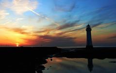 (plot19) Tags: new newbrigton wirral wirralcoast coast sea lighthouse light english england uk plot19 photography nikon north northern northwest landscape seascape seaside water