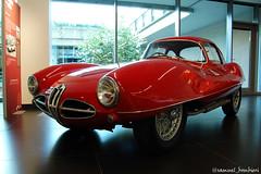 "Alfa Romeo 1900 C52 ""Disco-Volante"" (racecarsontheroad) Tags: racecarsontheroad museoalfa museoalfaromeo alfa romeo alfaromeo 1900 c52 discovolante"