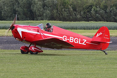 G-BGLZ (QSY on-route) Tags: gbglz lincoln aero club mid summer fly in sturgate 04062017