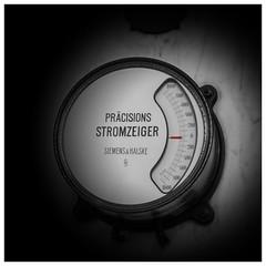 Präcicions Stromzeiger