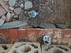beheaded - male (maximorgana) Tags: sculpture beheaded atjuanas uñadegato garradegato uñas gato basket trashbit headless