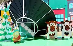 2016-Carman & his Alien Probe Outside SDCC-02 (David Cummings62) Tags: sandiego ca calif california comiccon con david dave cummings southpark animated series tvseries cartoonnetwork sets outside carman alienprobe cows