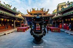 鹿港天后宮 (Arthur Hsieh) Tags: 2016 taiwan nikon d750 台灣 彰化 changhua 鹿港 天后宮 廟