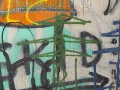 Farben (gittermasttyp2008) Tags: bunt strommast strom strommasten farbe collor autobahn unterführung highway germany powertower powerpole power pylon powerpylon powerline pole graffiti graffitistrommast energie electricitytower energy stahlgittermast stahl tragmast tower