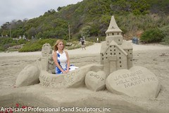 Mike and Jasmine-0076 (archisand) Tags: archisandprofessionalsandsculptors archisand alex art beach sandsculpture sand sculpture sandcastle sandsculptures salt creek sculptors san professional proposals photography proposal pop question engagement greg lebon ritz carlton resort mike jasmine