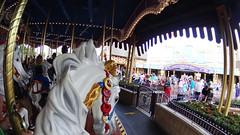 Prince Charming Regal Carrousel (eduardolozano1) Tags: horse carrousel carrusel caballo disney world magic kingdom