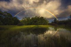 Rainbow - Westside Redding, CA (wesome) Tags: adamattoun rainbow redding