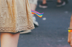 skirt | milano pride 2017. (Nicole Favero) Tags: blu pride lgbt loveislove amazing mine cute cool awesome forever followme supporter supporting straight love people wonderful crazy nikon nikond5000 camera effect lightroom lens vsco vscoeffect cam milano milan gaypride gay lesbian transgender bisexual asexual babdook babadook italy