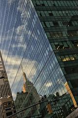 Urban reflection (erichudson78) Tags: usa nyc manhattan midtown 6thavenue reflection reflets urbanlandscape paysageurbain canoneos6d canonef24105mmf4lisusm building architecture
