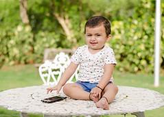 DSC_8200 (Puneet_Dembla) Tags: dembla puneet kid kids girl little 1 yr old 1yr year first birthday portraits cute baby