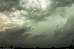 Severe Warned Line Segment (Dan's Storm Photos & Photography) Tags: weather nature sky skyscape skyscapes landscape landscapes thunderstorm thunderstorms strongstorm strongthunderstorms severestorm severethunderstorms shelf shelfclouds updraft updrafts hailcore squall squallline linesegment