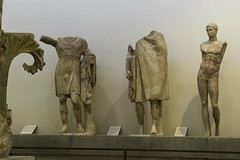 "Classical Delphi - II: Daochos Monument (egisto.sani) Tags: delfi museo ""daochos monument"" aknonios agias agelaos sisyphos daochos ii"" ""tardo classico"" ""late classical"" ""greek art"" ""arte greca"" classical period"" ""periodo tardo period periodo phocis focide delphi ""archaeological museum"" ""museo archeologico"""