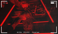 [ T H E x V I L L I A N ] (Ranmyaku Haiku) Tags: dregs villian blood camera video gore creepy ominous grunge sl slcreation secondlife slrp scary scifi shadowrun death bloody red dark art bad boy black chaos club demon devil dirty evil eyes 3d edit early filthy fight face flickr gritty game hellfire heros villians indoor king life mre male mesh man mistere omega roleplay portrait people person photoshop rp resident redemption tattoo tired music virtual