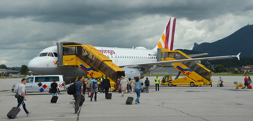 Germanwings now boarding