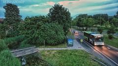 Arriva (Irisbus-Crossway-LE) Lelystad (Nederland)
