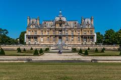Le Château de Maisons Laffitte (Πichael C.) Tags: 090617 weekend à paris vacances france tourisme visite château de maisons laffitte