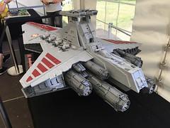 IdS@LLD Star Wars Tage 2017_65 (Bricknator) Tags: imperium der steine angus mcinnes lego star wars rogue one tatooine landingcraft sentinel shuttle ids legoland tage