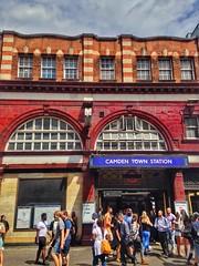 Camden (brimidooley) Tags: london england uk camden station city travel architecture greatbritain britain citybreak gb europe unitedkingdom londra londres ロンドン 런던